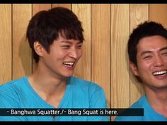 Happy Together - Handsome Guy Special with Joo Won, Ju Sanguk, Kim Young...