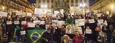 Por Dentro... em Rosa: Deputada portuguesa acusa o golpe