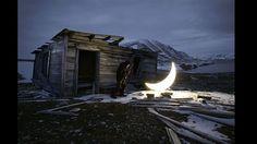 Proyecto 'Luna Privada' - 3 (© Derechos Reservados de la British Broadcasting Corporation Corporación Británica de Radiodifusión 2012)