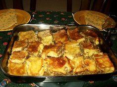 Les Fleischschnacka ou escargots (Schnacka) de viande (Fleisch) à l'alsacienne Recette façon Micheline (pour 5-6 personnes)
