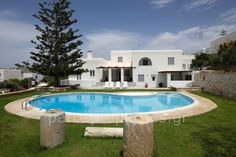 3 level waterfront residence with swimming pool at a unique area on the island...