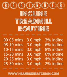 Beginner Incline Treadmill Routine Beginner Incline Treadmill Routine,Fitness Do not want to run? Try this Beginner Incline Treadmill Routine, it will introduce you to incline training and you will still work up a sweat! Treadmill Walking Workout, Treadmill Workout Beginner, Treadmill Routine, Incline Treadmill, Walking Exercise, Cardio Workouts, Workout Routines, Cardio Workout For Beginners, Treadmill Exercises