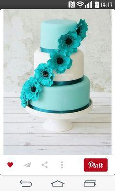 Tyrkys color-wedding