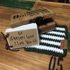 木箱付きトランプラブレターをつくる。 LIMIA (リミア)