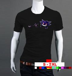 cd3e6877 Gastly Evolution Pokemon Pokemon T Shirt Pokemon by TheBajingan
