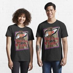 Promote   Redbubble Michael Jordan, Himiko Toga, My T Shirt, Tshirt Colors, Color Splash, Female Models, Heather Grey, Classic T Shirts, Shirt Designs