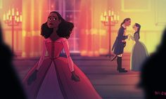 "Fan Turns ""Hamilton"" Into Disney Cartoons And It's Magical"