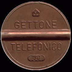 Before cellphones there was the phonecoin.......