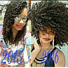 Hair inspiração 2015 a 2016 que diferença !!Por que mudar faz bemConhece ela? Marque aqui para dar os créditos..#itgirlsbrazil #hair #inspiração #culry #Cacheadas #cachoscute #ootd #photoshoot #transiçãocapilar #cachos #cacheado#curlyhair #cabelo  #instacachos #love #follow #linda #antesedepois #bblogger #Night #boanoite ❤