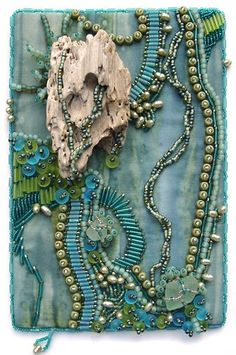 Beadlust: Bead Journal Project ~ Christi C ~ A Sense of Place