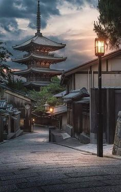 Kyoto, Japan. I wish to find myself striding along that way one day by myself or with someone:)