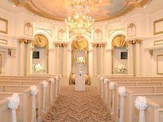 Chapelle Du Paradis At The Paris Hotel Las Vegas A Pretty Wedding Chapel In