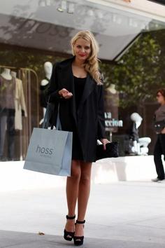 Hoss Intropia SS2013 fashion show - The Fashion Fruit