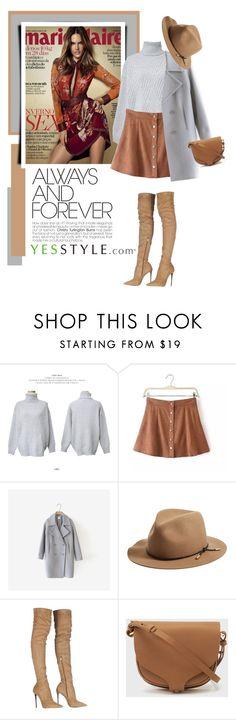 """YESSTYLE.com"" by monmondefou ❤ liked on Polyvore featuring JUSTONE, Chicsense, Cherrykoko, rag & bone, Roberto Cavalli, women's clothing, women, female, woman and misses"
