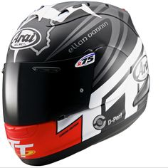Arai RX-7 GP Isle of Man 2014 design | Arai Helmet (Europe) B.V. official website
