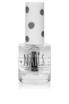 NAILS-GEL EFFECT TOP COAT - Topshop price: £5.00