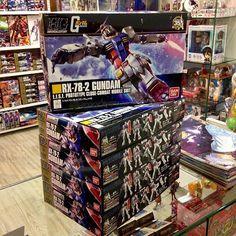 HGUC 1/144 RX-78-2 Gundam REVIVE Ya está disponible en nuestra tienda! www.zaitama.com #fbzaitama