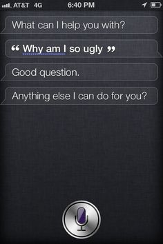 29 Times Siri Was Actually A Bit Of A Dick