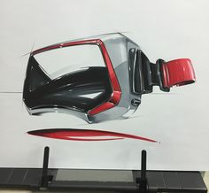 Product sketch rendering