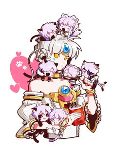 Add x Eve Elsword