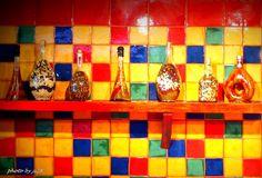 Kolorowa kuchnia w Blue Cactus w Warszawie