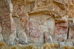 cave of hands, cueva de los manos, patagonia, argentina, unesco, world heritage
