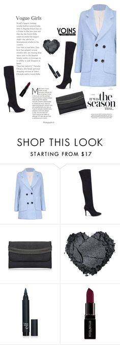 """Contest time!"" by mell-2405 ❤ liked on Polyvore featuring Smashbox, women's clothing, women, female, woman, misses, juniors and yoins"