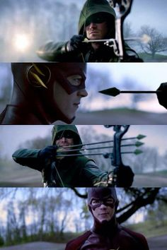 #Arrow #TheFlash