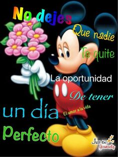 Spanish Phrases, Spanish Quotes, Good Morning In Spanish, Hug Quotes, Morning Love Quotes, Love Me Forever, God Loves Me, Word Of The Day, Disney Mickey Mouse