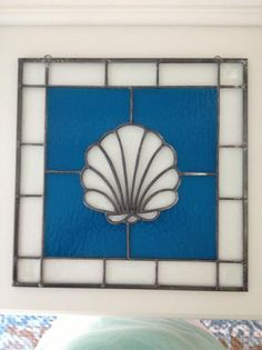 「seashells in fused glass」の画像検索結果 Faux Stained Glass, Stained Glass Designs, Stained Glass Panels, Stained Glass Projects, Stained Glass Patterns, Leaded Glass, Mosaic Art, Mosaic Glass, Fused Glass