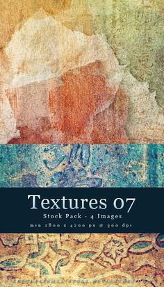 Best Free Textures and Patterns of 2010