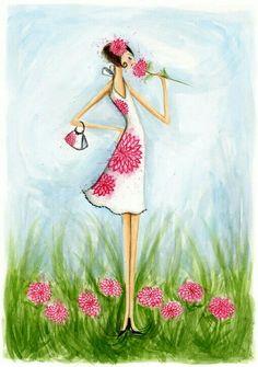 A florir a vida.