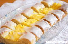 no - Alt til baking Australian Sweets, Flatbread Sandwiches, Baking Recipes, Cake Recipes, Norwegian Food, Sweet Bakery, I Love Food, No Bake Cake, My Favorite Food