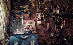INDUST3 contest, Prague 2014 #bu2r Urban Cycling, Fixed Gear Bike, Prague, Times Square, Travel, Viajes, Destinations, Traveling, Trips