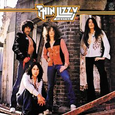 Thin Lizzy-Fighting (1975)