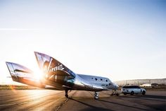 Virgin Galactic unveils its new space ship, the VSS Unity.