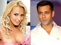 Salman's girlfriend Lulia Ventur to make Bollywood debut!