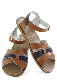 Outer Bank on It Sandal in Cafe, #ModCloth