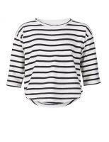 T-Shirt Thilkelina Ecru, Mads Nørgaard T Shirt, Tops, Women, Fashion, Welly Boots, Jackets, Supreme T Shirt, Moda, Tee Shirt