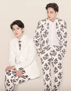 Sehun and Kai <3