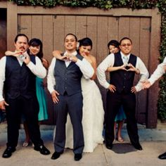Cute Bridal Party Pic..