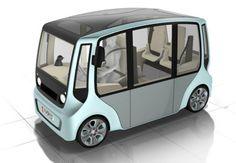 FUTURO: Rinspeed lançará conceito táxi-limo do futuro em Genebra