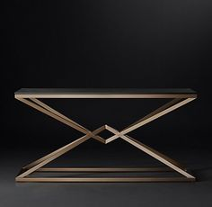 RH Modern's Sideboards & Consoles