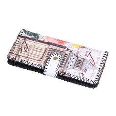 NA-0159 Xiamen volk unique handmade long  wallet