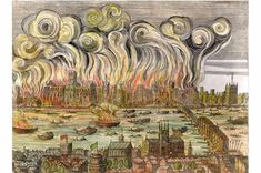 10 things you (probably) didn't know about the Great Fire of London — BBC History Magazine Bbc History, London History, British History, History Channel, The Fire Of London, Dutch Republic, History Magazine, The Great Fire, Guy Fawkes