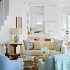 cozy little house: BH&G Small Space Solutions