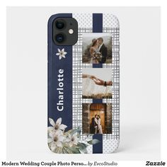 Wedding Couple Photos, Wedding Couples, Iphone 11, Apple Iphone, Iphone Cases, Plastic Case, Floral, Modern, Prints