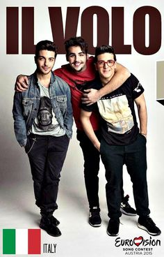 The #Eurovision Song Reviews: Review: #Italy: Eurovision 2015: Il Volo