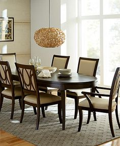 Quinton Dining Room Furniture Collection-Macy's $1200