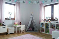 """Jak urządzić pokój dziecka? Zainspiruj się piękną realizacją projektu """"Dom w bergeniach""""..."""